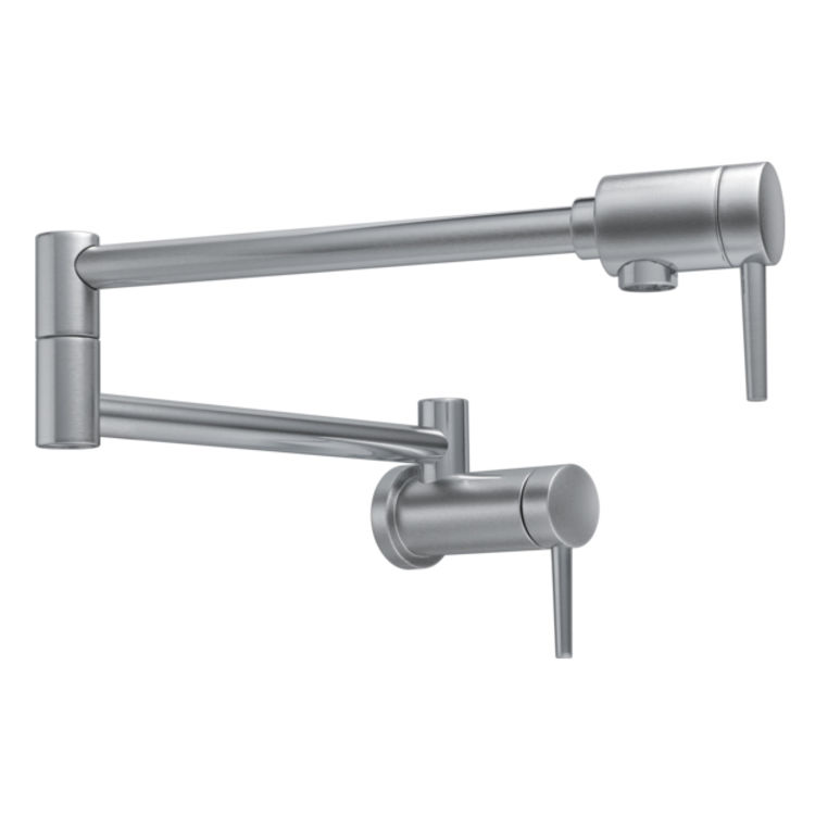 View 4 of Delta RP76953AR Delta RP76953AR Handle with Valve Cartridge, Arctic Stainless
