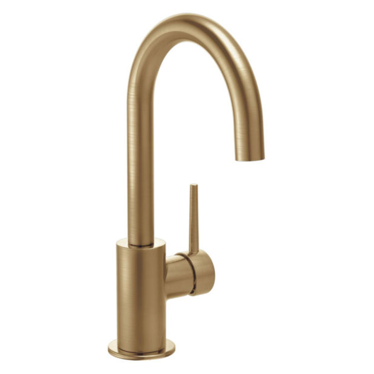 View 3 of Delta RP77706CZ Delta RP77706CZ Spout Assembly, Champagne Bronze