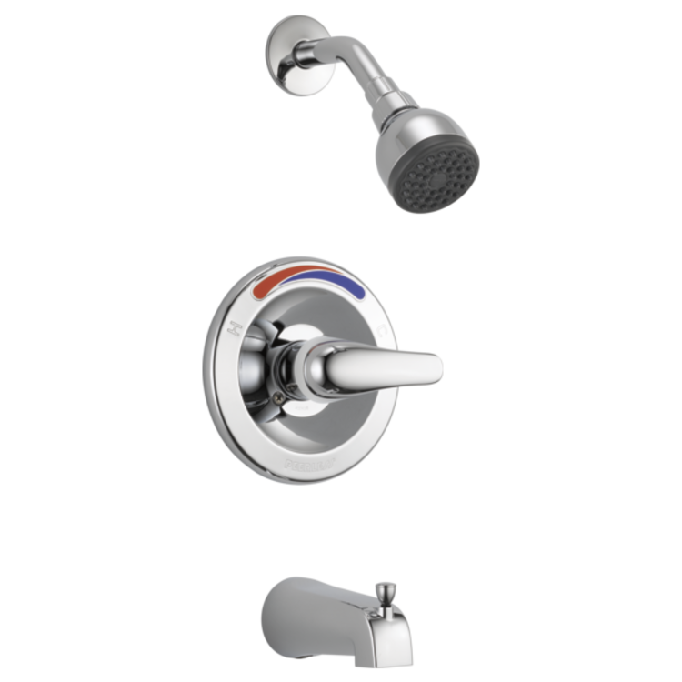 View 5 of Peerless RP71608 Peerless RP71608 Shower Trim Escutcheon - Chrome