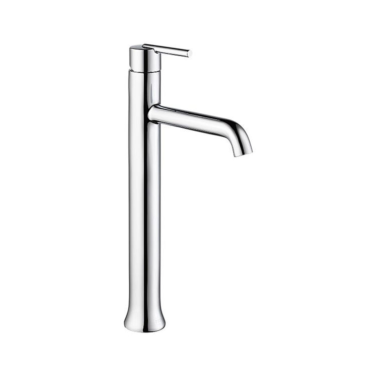 View 3 of Delta 759-DST Delta 759-DST Trinsic Chrome One Handle Bathroom Faucet