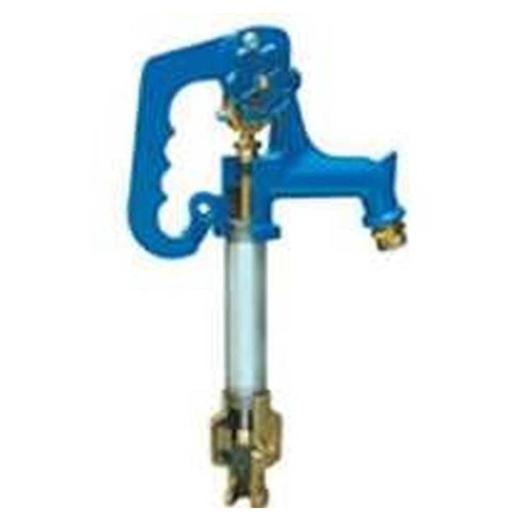View 2 of Simmons 800LF Simmons 800LF Frost-Proof Yard Hydrant, 3/4 in, FNPT, 1 ft Bury, 39-1/2 in OAL, Cast Iron Head, Cast Iron Handle