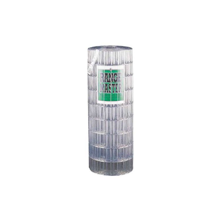 Jackson Wire 10014014 Jackson Wire 10014014 Welded Wire Fence, 100 ft Roll L x 60 in H x 12.5 ga T, 2 X 4 in Mesh