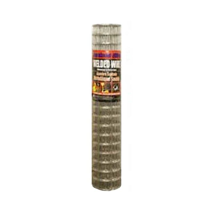 Jackson Wire 10152614 Jackson Wire 10152614 Economy Welded Wire Fence, 50 ft L X 48 in H X 16 ga T, 3 X 2 in Mesh, Fabric