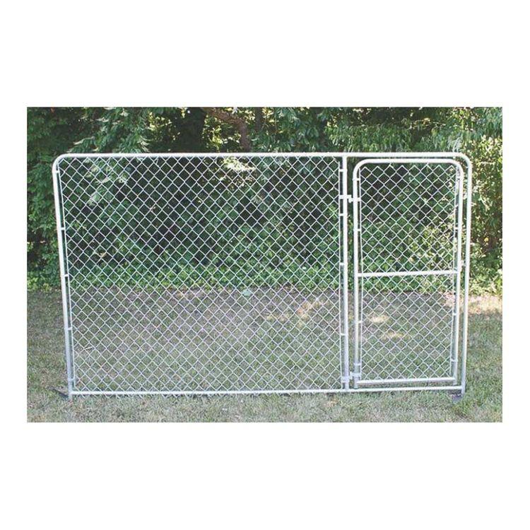 SPS Fence DKS21006 spsfence DKS21006 Gate Panel, 10 ft Length X 6 ft Height, Steel, Galvanized