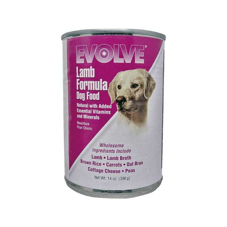 Sunshine Mills 6600150 Evolve Ultra Premium Formula 6600150 Natural Dog Food, 14 oz, Can