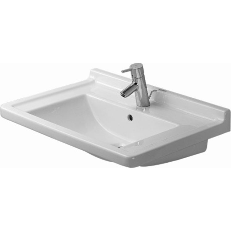 View 2 of Duravit 304700000 Duravit 0304700000 Starck 3 27 -1/2
