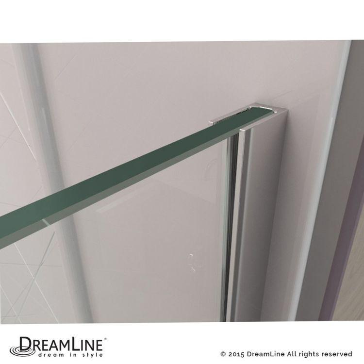 View 6 of Dreamline D3234721M11-08 DreamLine D3234721M11-08 Platinum Linea Surf 34