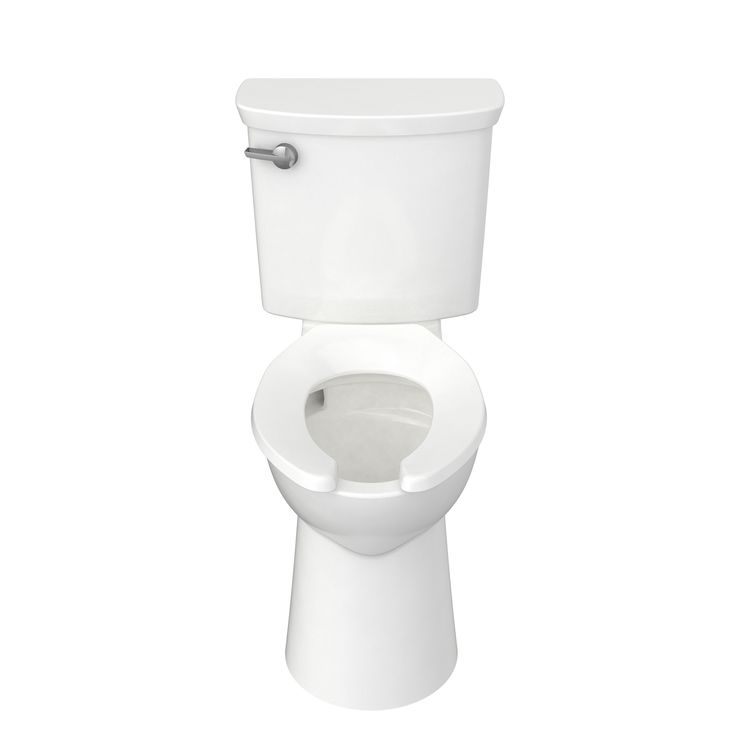 View 4 of American Standard 209AA137.020 American Standard Yorkville 209AA.137.020 White VorMax 1.28 GPF Elongated Toilet