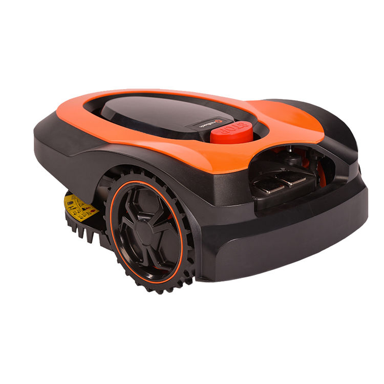 View 9 of   MowRo Robot Lawn Mower with Install Kit, by Redback - RM18