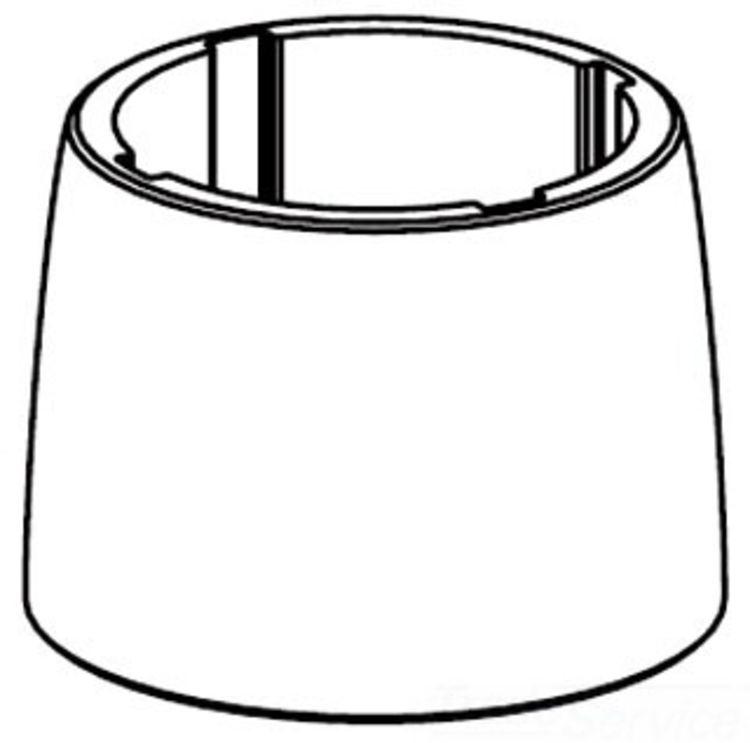 Moen 104221PM Moen 104221PM Part Handle Shell Asceri Lavatory