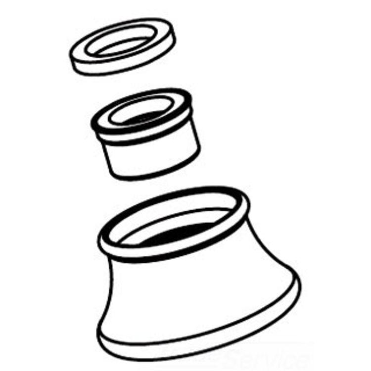 Moen 116632ORB Moen 116632ORB Part Body Aerator Female Thread Roman Tub