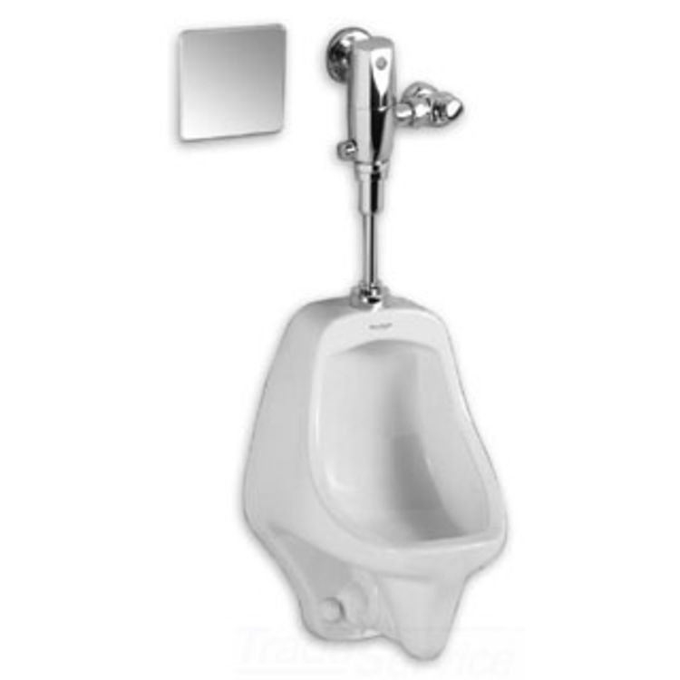 As 6550 510 020 Allbrook Washout Urinal With 3 4 Quot Top Spud