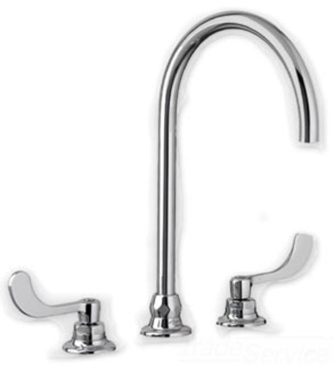 American Standard 6540.188.002 American Standard 6540.188.002 Monterrey Widespread Bathroom Faucet, Chrome