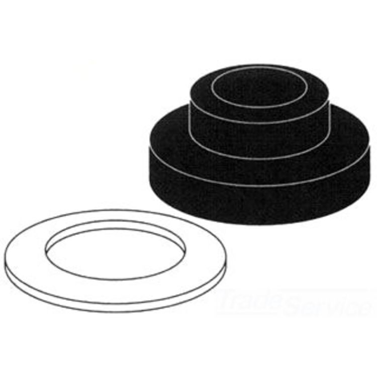 Sioux Chief 290-20482 Closet Washer for 3/8