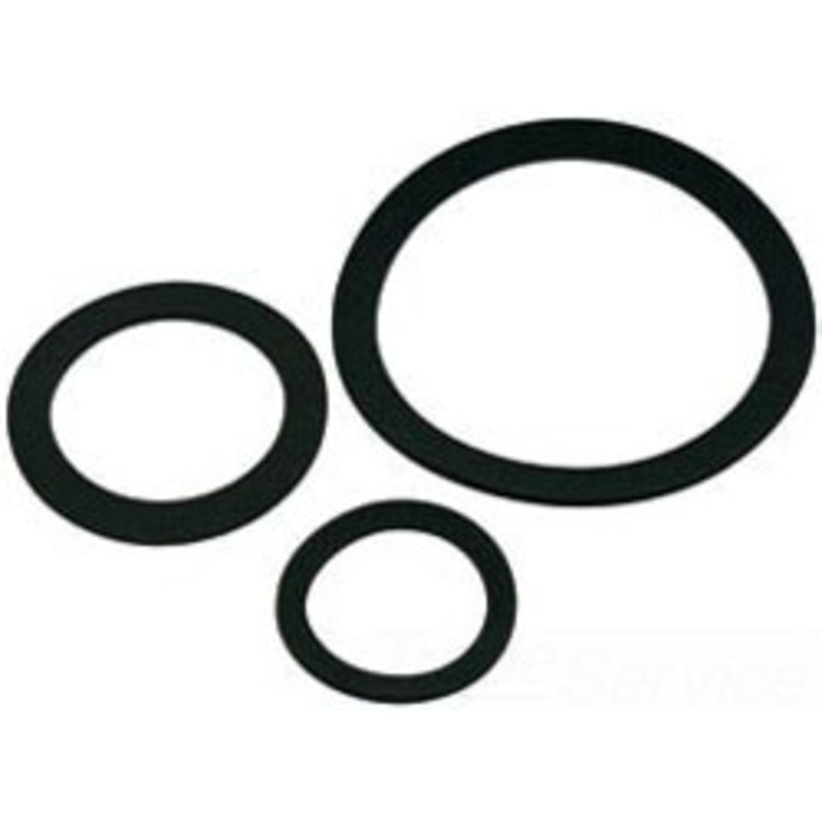 Sioux Chief 290-20320PK2 SIOUX 290-20320PK2 NO PUTTY LRG SINK STRAINER GASKET BAG OF 4