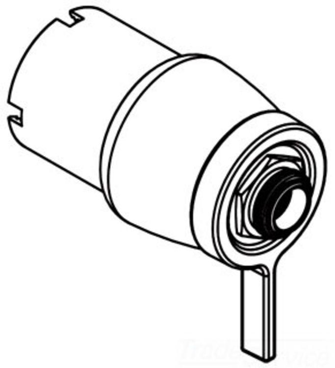 Moen 131192 Moen 131192 Part Volume Control Handle Kit Solace Chrome