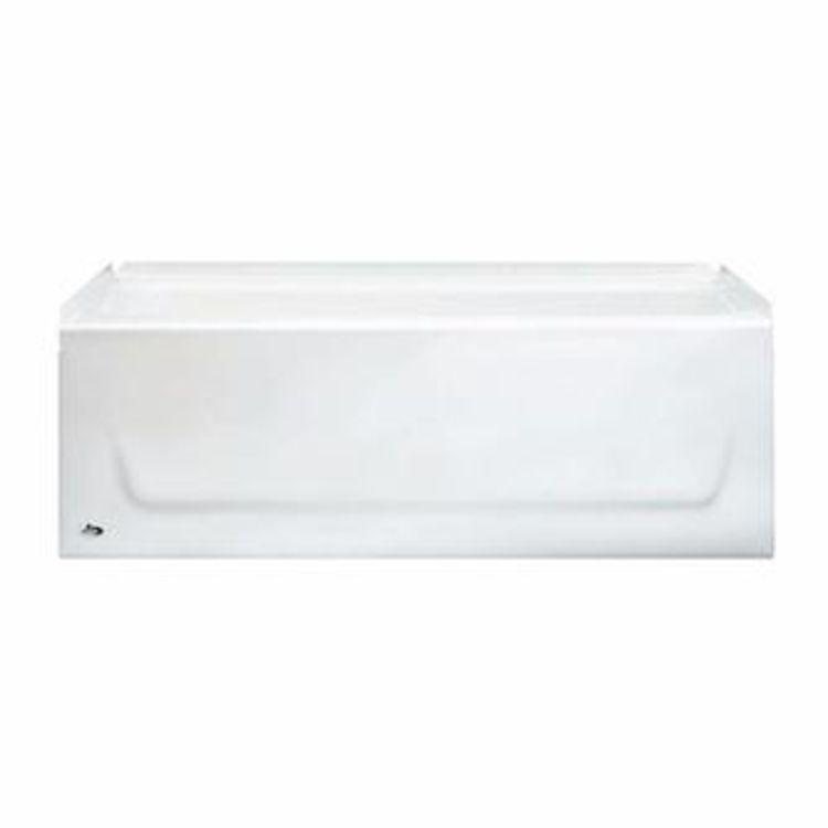 Bootz 011 2303 00 Kona Lh 54 X30 Enamel Steel Bath Tub