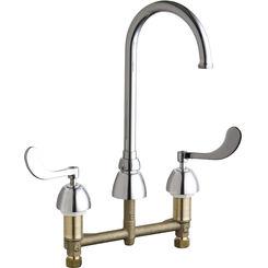 Chicago Faucet 786-GN2AFCABCP