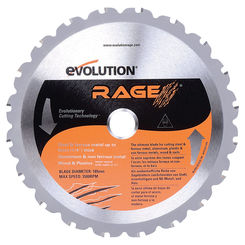 Evolution RAGEBLADE