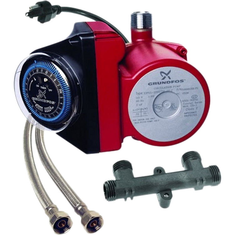 Grundfos Up15 10su7p 595916 115v Instant Hot Water System