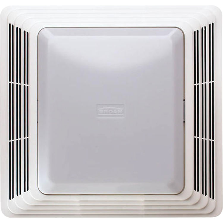 Nutone Bathroom Fan Replacement Grille: Broan BP91 Replacement Grille & Light Lens