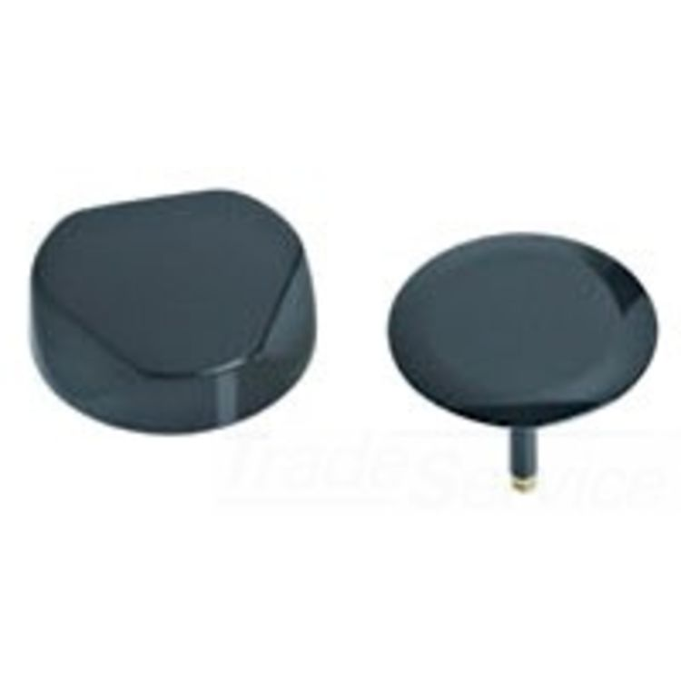 Geberit Black Traditional Turncontrol Trim