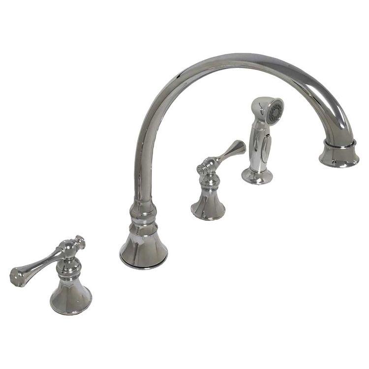 kohler revival kitchen faucet - 28 images - kohler k 16109 4a cp ...