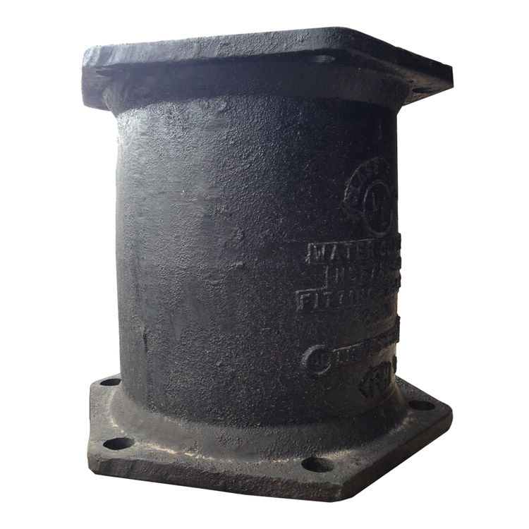 Inch mechanical joint connection coupling ductile iron