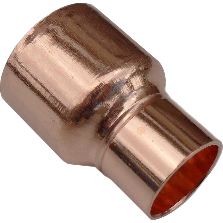 Quot x copper bell reducer plumbersstock
